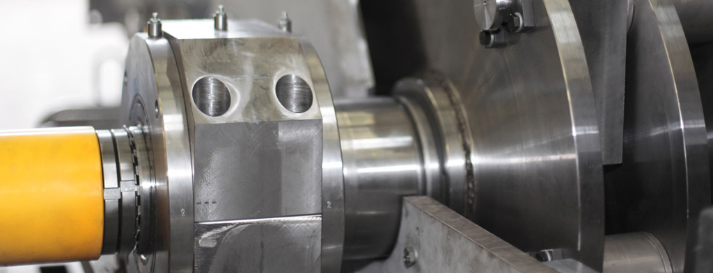 UMS DHM Machined Bearing Housing Sold By Copper Recovery
