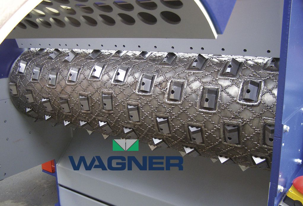Wagner Shredder WS 70 Rotor
